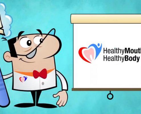 سلامت دهان سلامت بدن